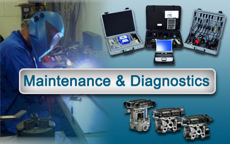 Maintenance & Diagnostics service Image